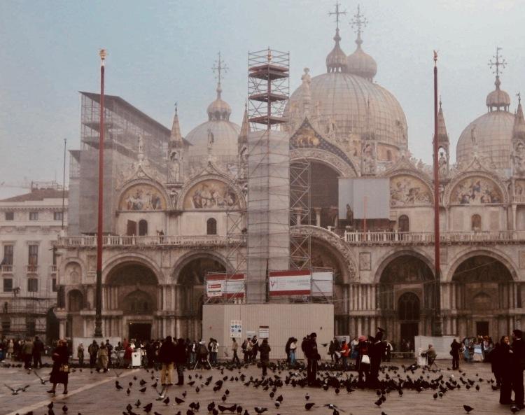St. Mark's Basilica Piazza San Marco Venice Italy