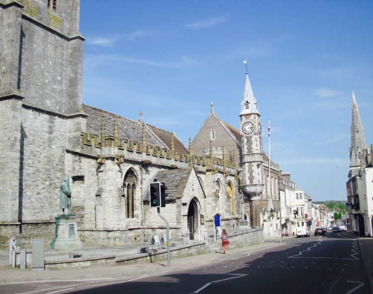 St. Peter's Church St. Thomas Road Dorchester England