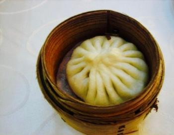 Steamed dumpling Goubli Restaurant Tianjin China