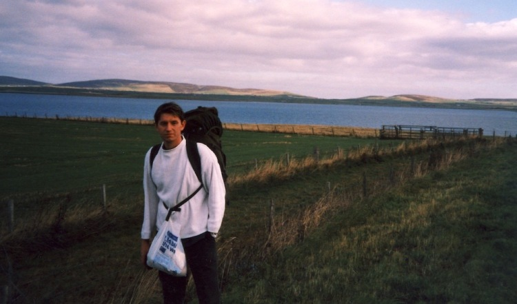 Stromness The Orkney Islands