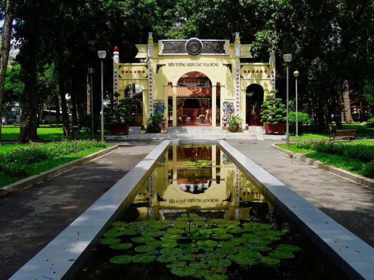 Tao Dan Park Ho Chi Minh Vietnam