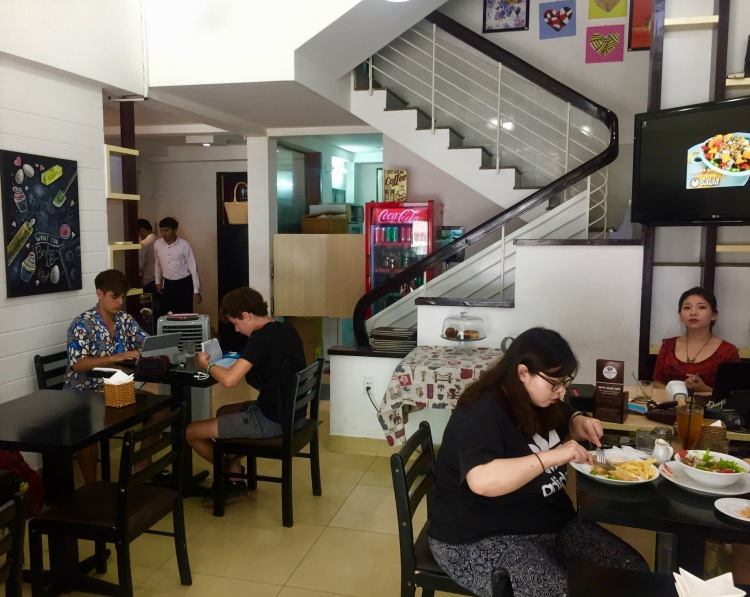 The Happy Heart Cafe Danang Vietnam