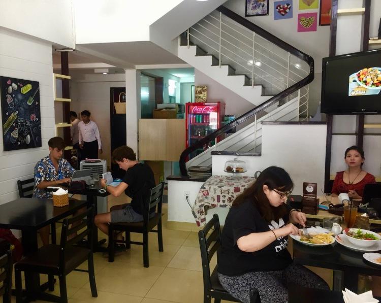The Happy Heart Cafe Danang Vietnam