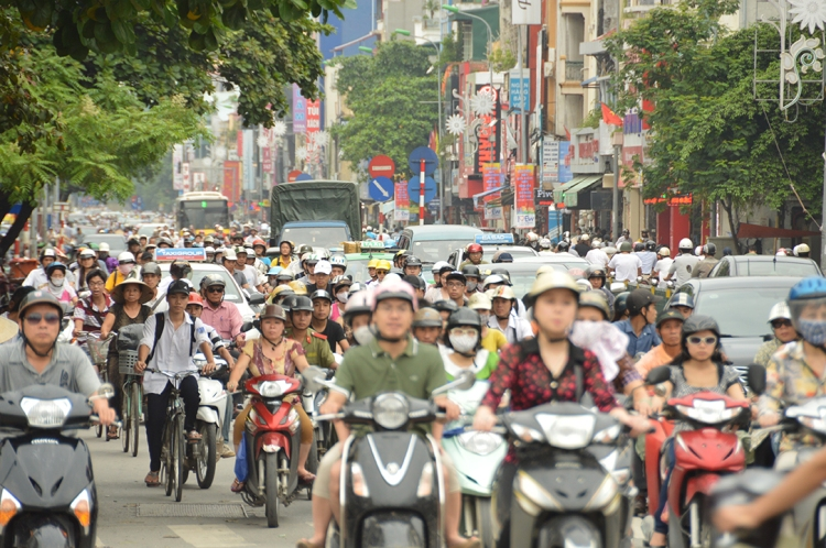 Travel guide Hanoi