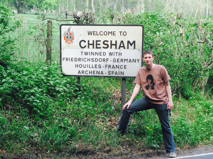 Welcome to Chesham Buckinghamshire England