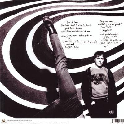 Back cover Figure 8 Elliott Smith album review
