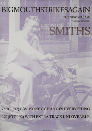 Bigmouth Strikes Again The Smiths The Queen is Dead album review
