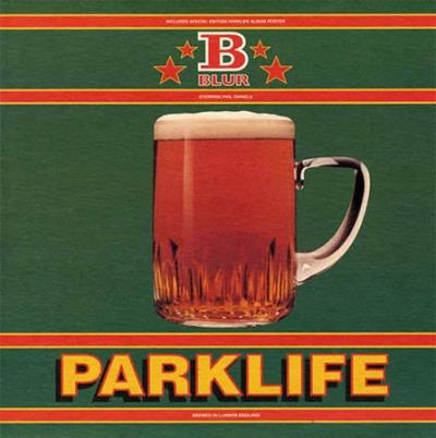 Blur Parklife album review
