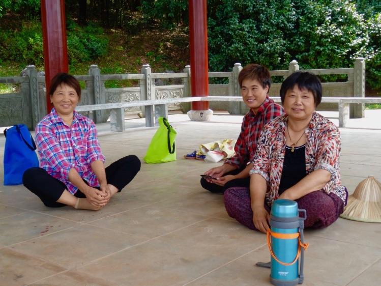 Camellia Culture Park Jinhua China