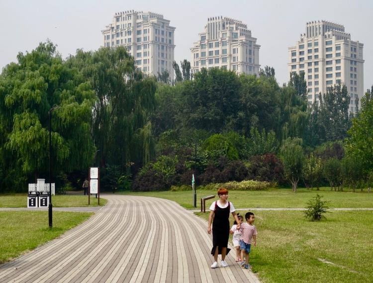 Choayang Park Beijing