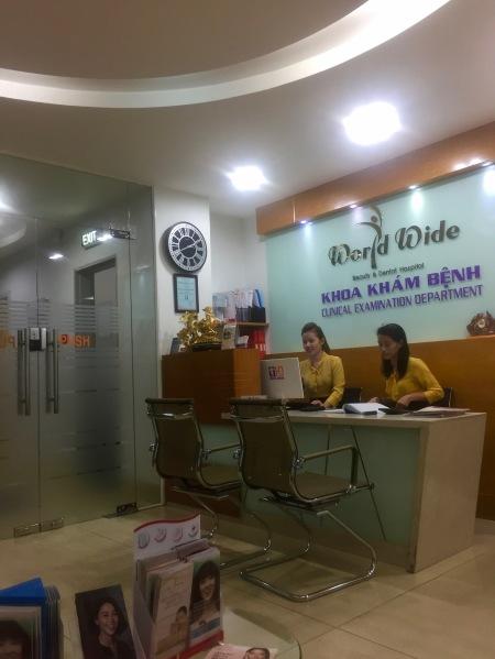 Dr Hung & Associates Dental Care Ho Chi Minh Vietnam