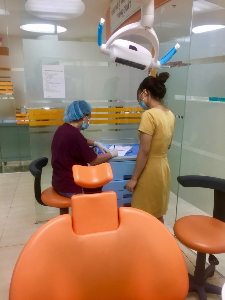 Dr Hung & Associates Dental Care Ho Chi Minh Vietnam