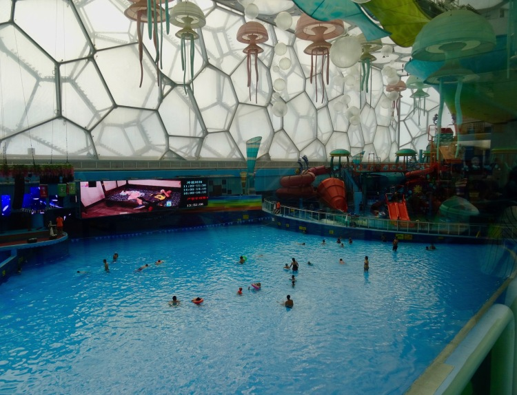 Happy Magic Water Park The Water Cube The Water Cube National Aquatics Center Beijing