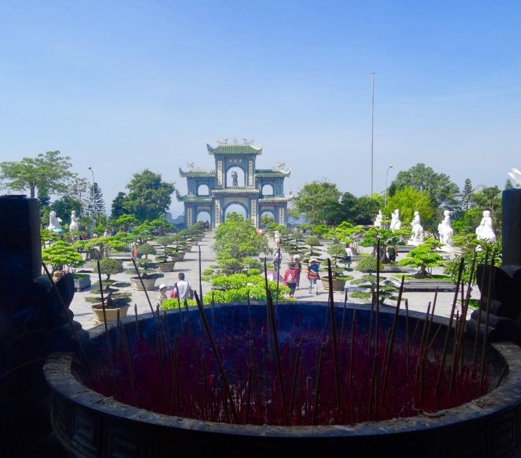 Linh Ung Pagoda Monkey Mountain Danang Vietnam
