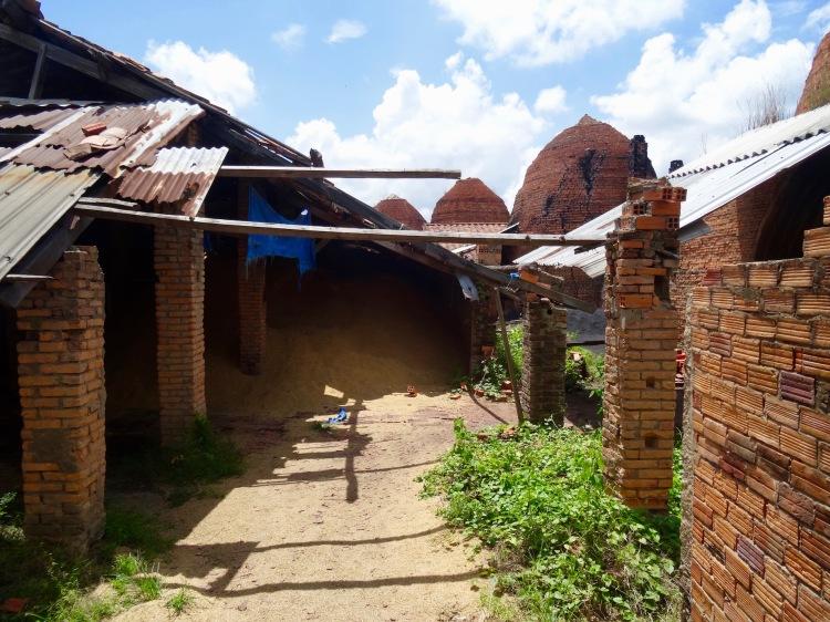 Nhon Thanh Brickmaking Village Mekong Delta