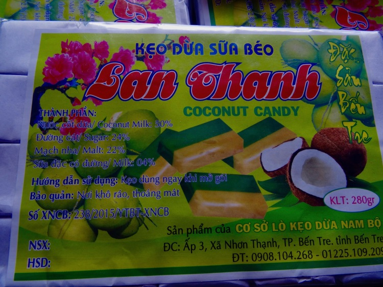Nhon Thanh Coconut Candy Workshop The Mekong Delta