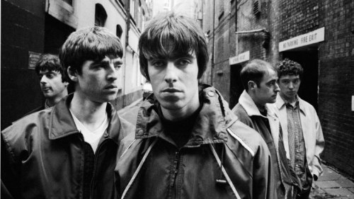 Oasis Definitely Maybe album review