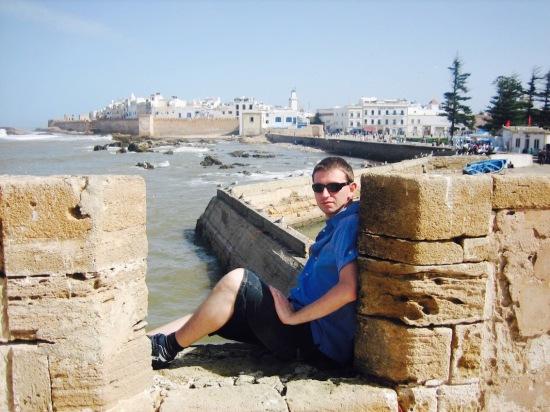 Portuguese Fort Essaouira Morocco