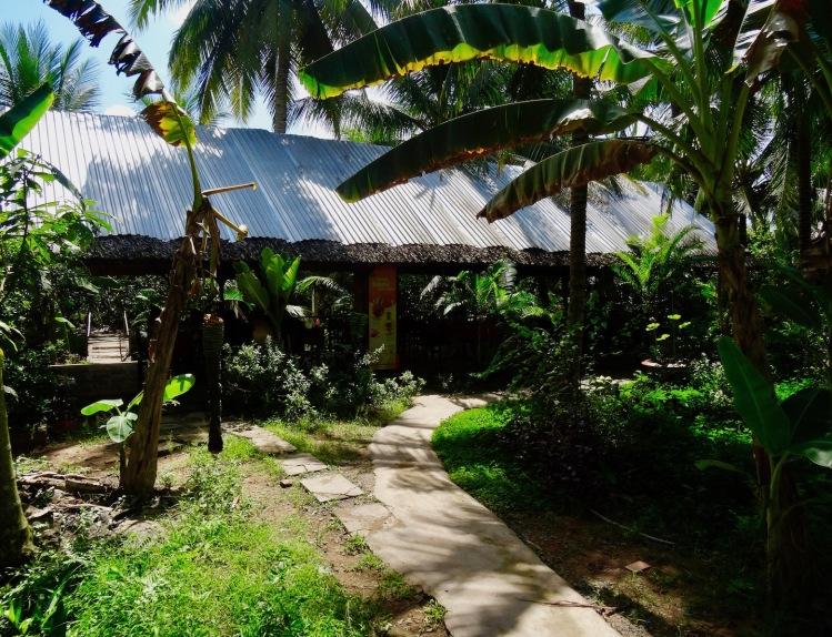 Restaurant workshop Nhon Thanh Village The Mekong Delta