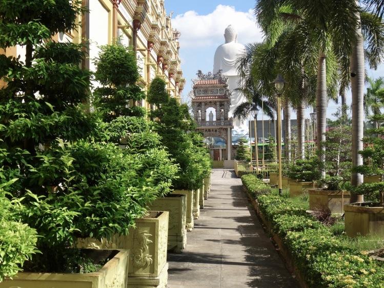 Vinh Trang Pagoda The Mekong Delta
