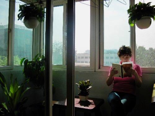 Apartment Shangdi Beijing circa 2009