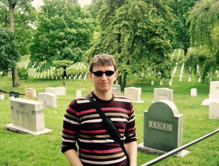 Arlington National Cemetery Virginia USA