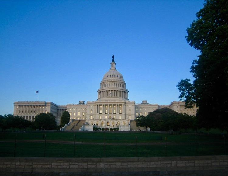 Capitol Building Washington DC Monuments by Moonlight Tour