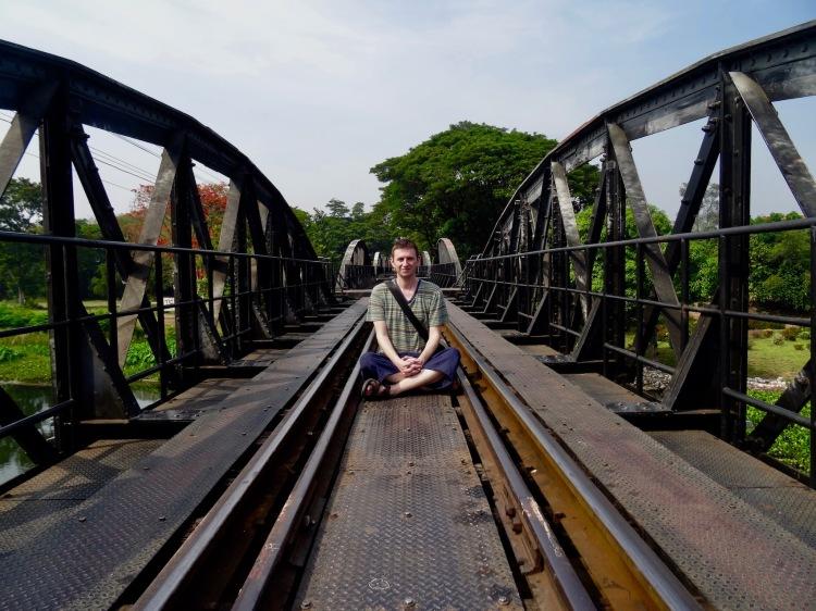 Death Railway Bridge Kanchanaburi Thailand