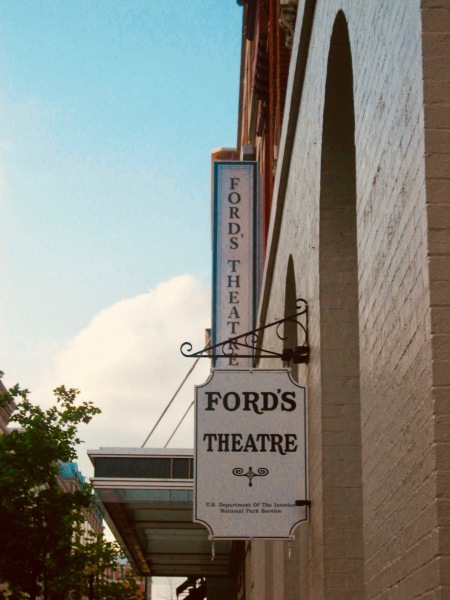 Ford's Theater Washington DC