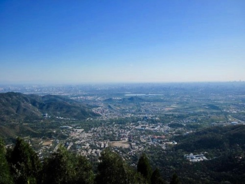 Fragrant Hills Park Beijing