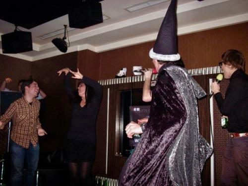 Halloween KTV night Beijing 2009