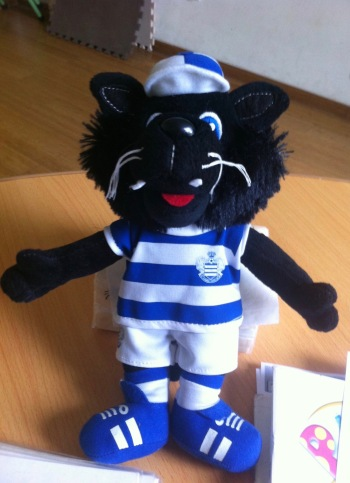 Jude The Cat Queens Park Rangers