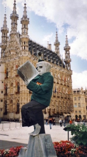 Leuven Town Hall Belgium