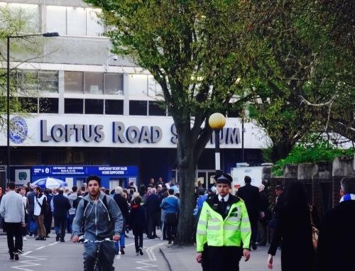 Loftus Road Stadium South Africa Road London
