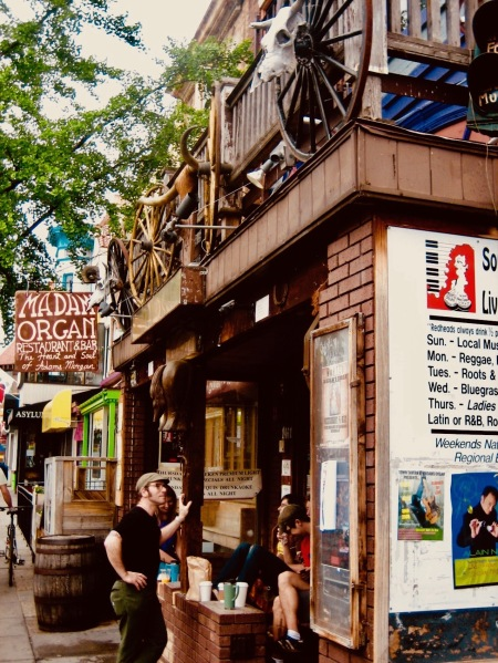 Madam's Organ Blues Bar Adams Morgan Washington DC