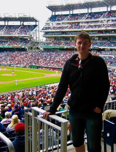 Nationals Park Baseball Stadium Washington DC