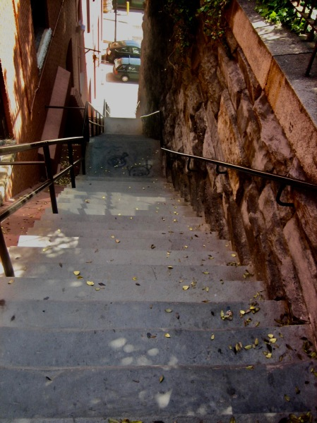 The Exorcist Steps Georgetown Washington DC
