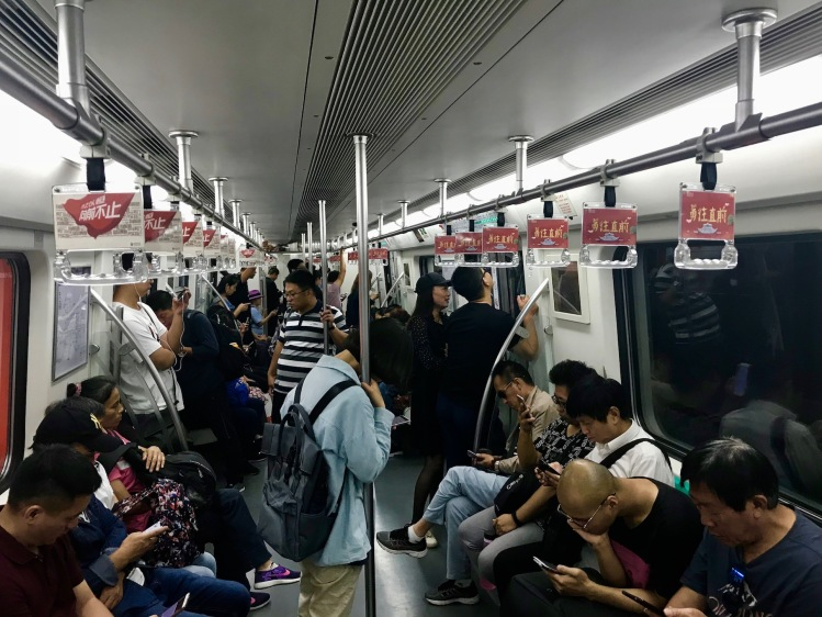 The Olympic Line 8 How To Ride The Beijing Subway