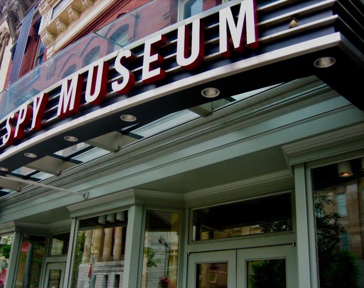 The Spy Museum Washington DC