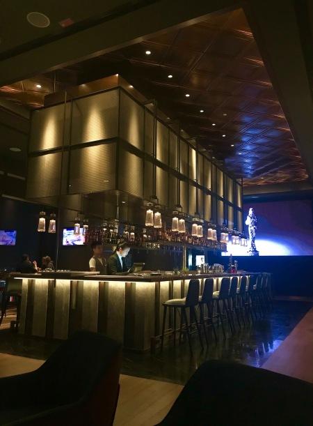Zhuo Xian Seafood Restaurant & Bar Jumeirah Hotel Nanjing China