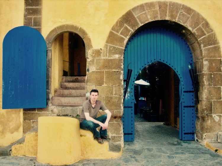 Cafe Maure Casablanca Morocco