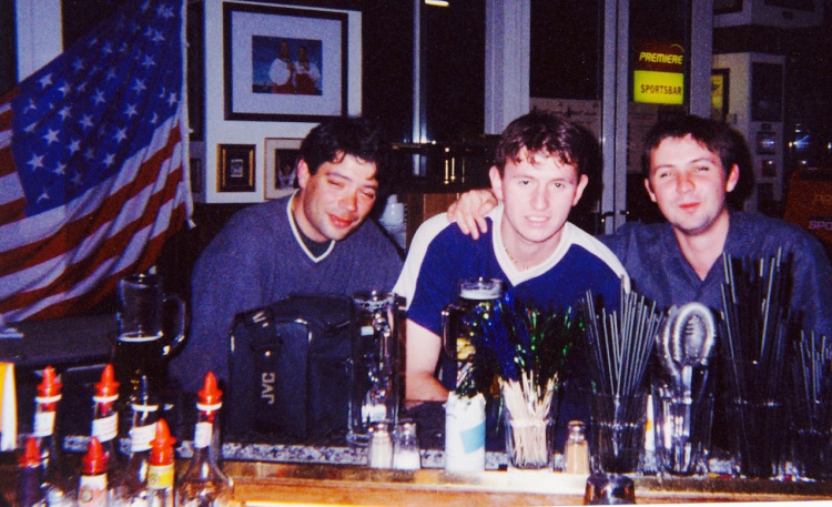 Champions American Sports Bar Vienna 2002