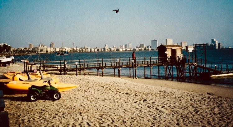 Chowpatty Beach Mumbai India