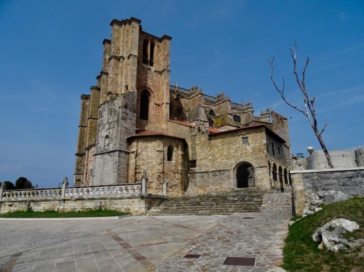 Church of Santa Maria Assunta Castro Urdiales Spain
