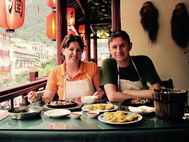 Cloud 9 Restaurant and Cooking School Yangshuo Guangxi China