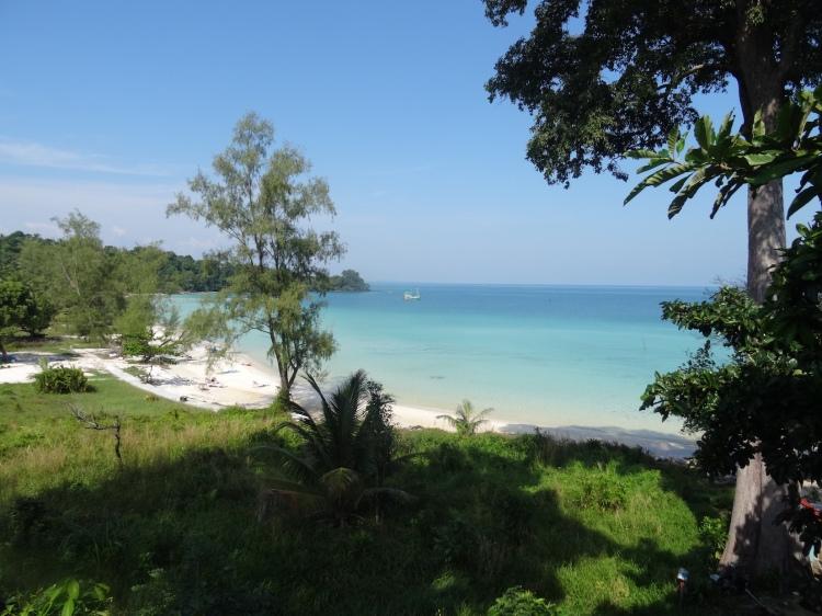 Coconut Beach Koh Rong Cambodia
