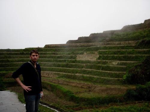 Dragon's Backbone Rice Terraces Guangxi China