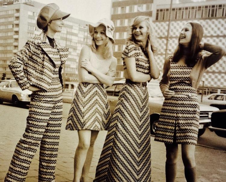 East Germany women's fashion DDR Museum Berlin
