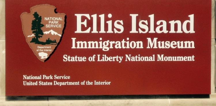 Ellis Island Immigration Museum New York City May 2007