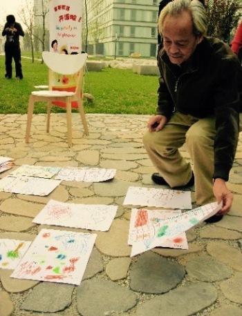 English school MOMA Shangdi Beijing